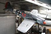 Nachbau einer Focke-Wulf Fw 190 A-8 'rote 10'