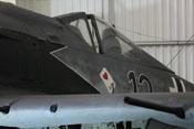 Plexiglashaube der Focke-Wulf FW 190 A-8