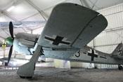 Flügelspitze der Focke-Wulf FW 190 A-8