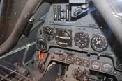 Instrumente im Cockpit der Fw 190