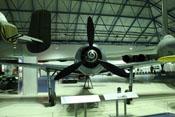Frontansicht der Focke-Wulf Fw 190