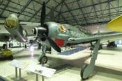 Ansicht der Focke-Wulf Fw 190 S-8 von vorne links