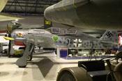 Profil bzw. Seitenansicht der Focke-Wulf Fw 190 S-8 von links