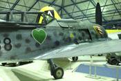 Das grüne Herz - Geschwaderwappen der 'Grünherzjäger' des JG 54