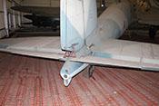 Hecksteiß der CASA C-2.111 bzw. Heinkel He 111 H-16