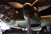 Linkes Triebwerk Junkers Jumo 211 F-2 mit 1350 PS