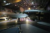 Linke Tragfläche und Rumpfseite der Heinkel He 111 H-20 'Werknummer 701152'