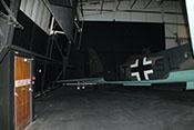 Heck der Heinkel He 111