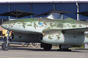 Die Messerschmitt Me 262 B-1a auf der ILA 2008