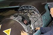 Me262-Triebwerk Junkers Jumo 004B-1 im Detail