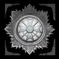Deutsche Kreuz in Silber (Verleihung für vielfache Verdienste)