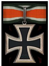 Großkreuz des Eisernen Kreuzes (Verleihungen werden nicht vorgenommen)