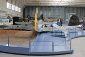 Messerschmitt Bf 109 E - Ansicht von hinten