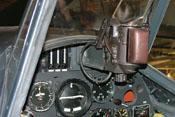 Wendehorizont, Reflexvisier und Zählkasten zur Munitionsrestanzeige