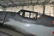 Windschutzaufbau der Bf 109 G-4 bestehend aus dem Vorder-, Mittel- und Rückteil