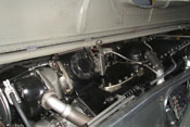 Zwillings-Zündmagnet und Stoßdrahtgeber des Daimler-Benz DB 605
