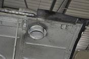 Ansaugleitung für den Lader des Daimler-Benz DB 605