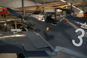 Messerschmitt Bf 109 G-2 'WNr. 14753' des Luftfahrtmuseums in Hannover-Laatzen