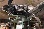 Messerschmitt Bf 109 G-6 im Auto- und Technikmuseum Sinsheim