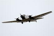 Junkers Ju52/3m auf der Flying-Legends-Airshow in Duxford 2011