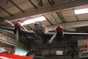 CASA C.2-111B - spanischer Lizenzbau der He 111 H-16 - im Auto- und Technikmuseum Sinsheim