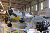 Focke-Wulf Fw 190 A-8 'Würger' im Luftfahrtmuseum Hannover-Laatzen