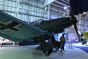 Ansicht der Junkers Ju 87 G-2 von vorne rechts