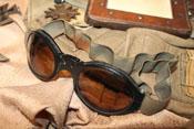 Flieger-Splitterschutzbrille der Luftwaffe