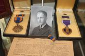Air Medal und Purple Heart der US-Streitkräfte