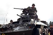 Radpanzer der US Army