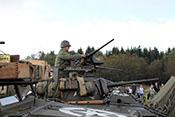 Gepanzerte Fahrzeuge der US Army