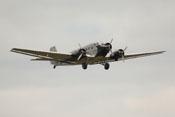 Junkers Ju-52 D-AQUI der Lufthansa