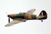 Hawker Hurricane Mk12A (G-HURI) HA-C