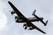 Avro Lancaster 'Phantom of the Ruhr' PA474 BBMF