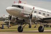 Douglas DC-3 'Dakota' LN-WND