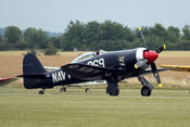 Hawker Sea Fury 369 der Royal Navy F-AZXL