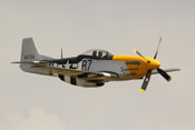 North American P-51 'Mustang' B7-H - Ferocious Frankie -