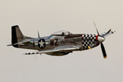 North American P-51 'Mustang' - Big Beautiful Doll -