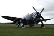 Republic P-47G 'Thunderbolt' WZ-D - Snafu - G-CDVX