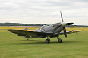 Supermarine Spitfire IXb G-ASJV (1943)