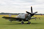 Supermarine Spitfire FR XIV MV268 G-SPIT (1944)