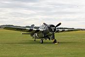 Grumman Wildcat FM-2 G-RUMW (1944)