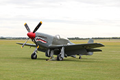 North-American P-51D 'Mustang' Seriennummer 44-73877 G-SHWN (1944)