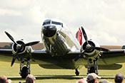 Douglas DC-3 (Seriennummer 42-24133) Baujahr 1943
