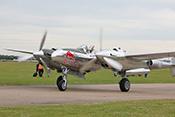 Lockheed P-38 'Lightning' mit der Seriennummer AF44-53254 (1944)