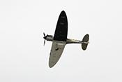 Supermarine Spitfire MkIa (1939) der 19. RAF-Squadron
