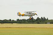Jagdflugzeug Doppeldecker Hawker Nimrod II K3661