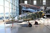 Nardi FN 305 'MM52757' Schulflugzeug von 1933