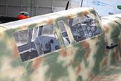 Cockpit der Nardi FN 305 'MM52757'