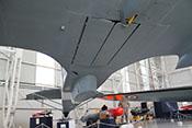 Bombenschacht der Savoia-Marchetti SM79